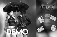 EVIE - EvilBae - MEGAPACK DEMO