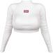 EVIE - Cold Freak Sweater [White]
