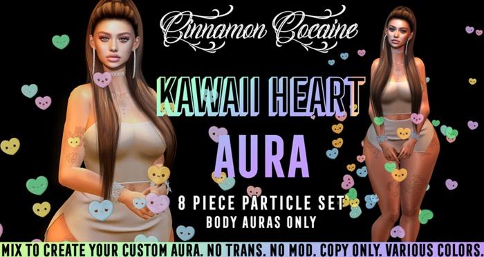 [Cinnamon Cocaine] Kawaii Heart Aura