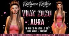 [Cinnamon Cocaine] Vday 2020 Aura (add)
