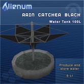 Alienum Rain Catcher Black 100L
