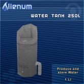 Alienum Water Tank Metal 250L