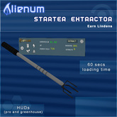 Alienum Extractor FREE - Earn Lindens playing a fun game