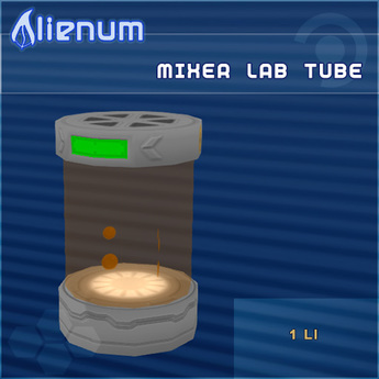 Alienum Mixer Tube