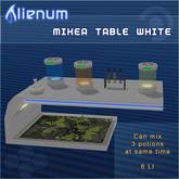"Alienum Mixer ""Table White"" - v.4.0"