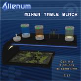 """Alienum Mixer """"Table Black"""" - v.4.0"""