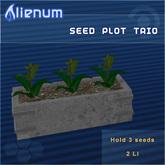 """Alienum Seed Plot """"Trio"""" - v.4.0"""