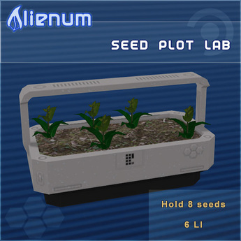 Alienum Seed Plot Lab