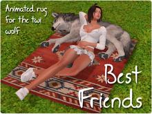 NF - Best Friends Blanket