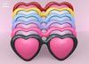 Bowtique - Heart Sunglasses