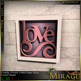 =Mirage= 3D Love Art - Romance