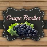 DFS Grapes Basket
