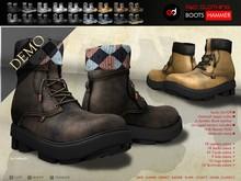A&D Clothing - Boots -Hammer-  DEMOs