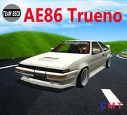 [TB] AE86 Trueno