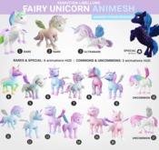 SEmotion Libellune Fairy Unicorn Animesh #16
