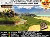 ON SIM mesh Island walkable (256x256)+/cliffs/waterfall/plants