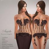 .:FlowerDreams:.Angela - brown DEMO