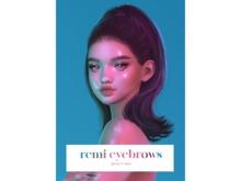 keikumu - remi brows (BOM GENUS AND LELUTKA & OMEGA)