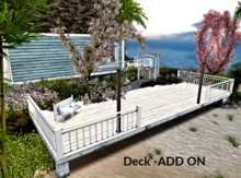 Deck Add-On ~Large~ 2 versions
