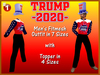 #1 STORE ★★★★★ TRUMP 2020 OUTFIT ★★★★★