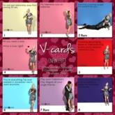 {NANTRA} V-cards 2