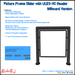 Picture Frame Billboard Slider with UUID NC Reader