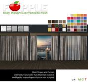 Fapple- Drapes and Curtain Box