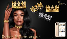 ... MarmeladnyGirl ... Queen and King crown