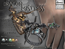 ※:: DRAGON MISTRESS :: Ring :: Color-Control :: Bento version
