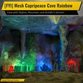 [FYI] Mesh Capripeace Cave Rainbow