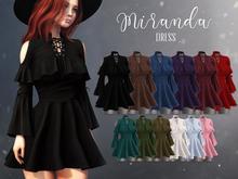 Mossu - Miranda Dress - DEMO