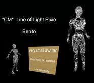 *CM* Pixie -Line of Light - Bento
