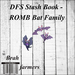 DFS Stash Book - ROMB Bat Family