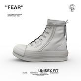 Bleich - Fear - White