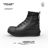 Bleich - Fear - Black