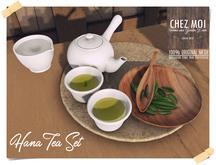 Hana Tea Set ♥  CHEZ MOI