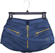 adorsy - Amaya Leather Shorts Blue - Maitreya/Legacy
