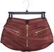 adorsy - Amaya Leather Shorts Bordeaux - Maitreya/Legacy