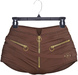 adorsy - Amaya Leather Shorts Dark Brown - Maitreya/Legacy