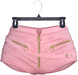 adorsy - Amaya Leather Shorts Pink - Maitreya/Legacy