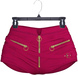 adorsy - Amaya Leather Shorts Raspberry - Maitreya/Legacy