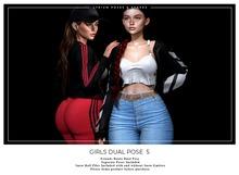Lyrium. Girls Dual Pose 5