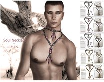 (70%OFF SALE)[MANDALA] Soul Jewelry set FAT PACK /MALE/MP
