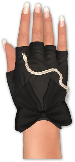 [[ Masoom ]] Josie Gloves-Black-Legacy, Lara, Slink & Belleza