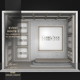 !Lyrical B!zarre Templates! - Event Booth 1 MESH FP
