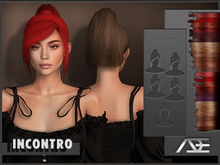 Ade - Incontro Hairstyle (Reds)