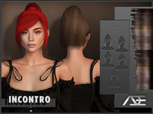 Ade - Incontro Hairstyle (Browns)