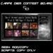 Carpe Diem ProfilePic Contest Board BLACK (mesh)