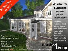 Blushed Living - Winchester Sunroom Budge Box