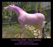 [MC] Teegle Valentine Purple Splatter 2020 Applier [boxed]